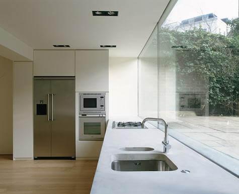 cocinas y luz natural