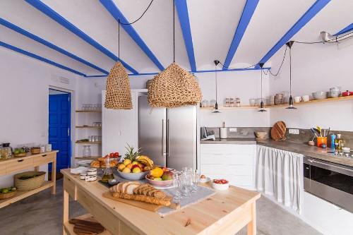 Cocina estilo Mediterráneo